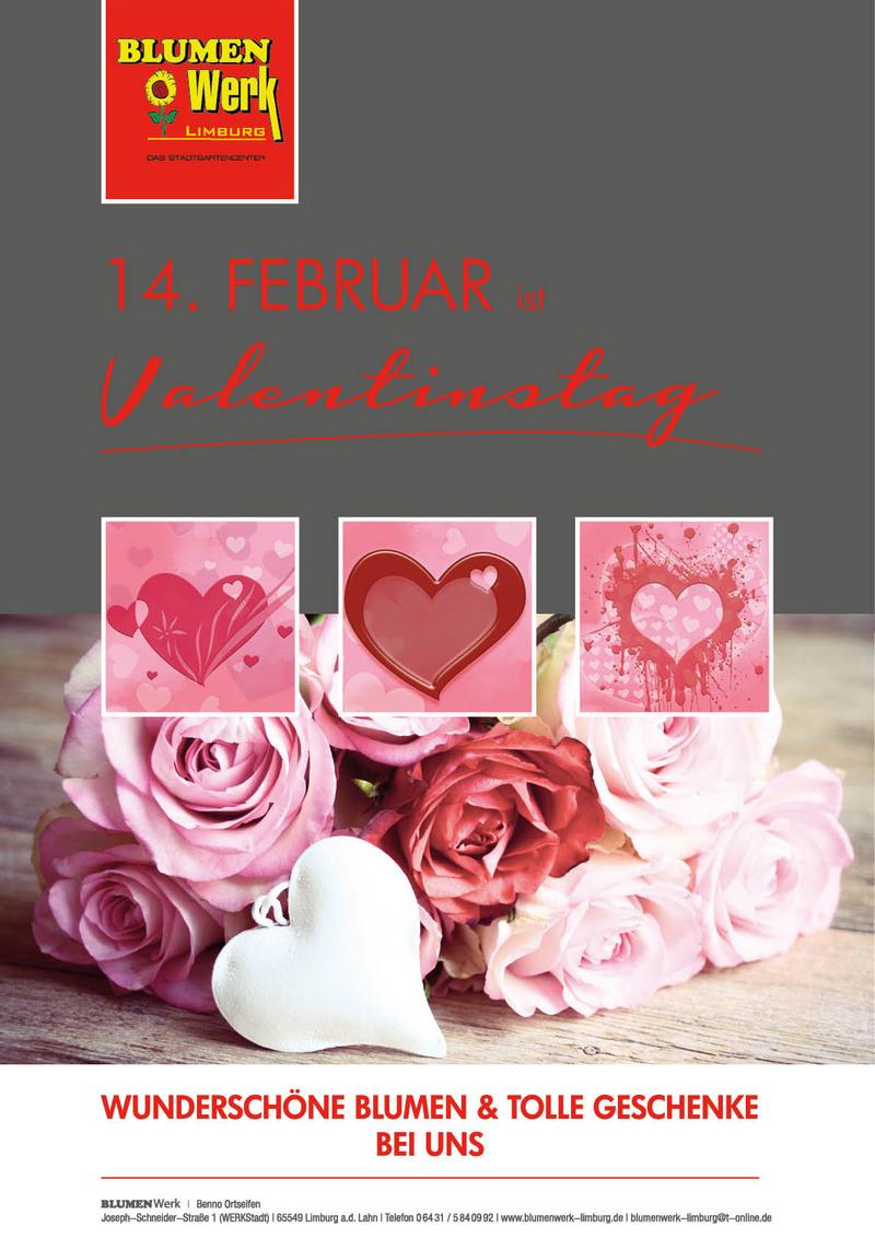 Valentinstag 14 Februar 2018